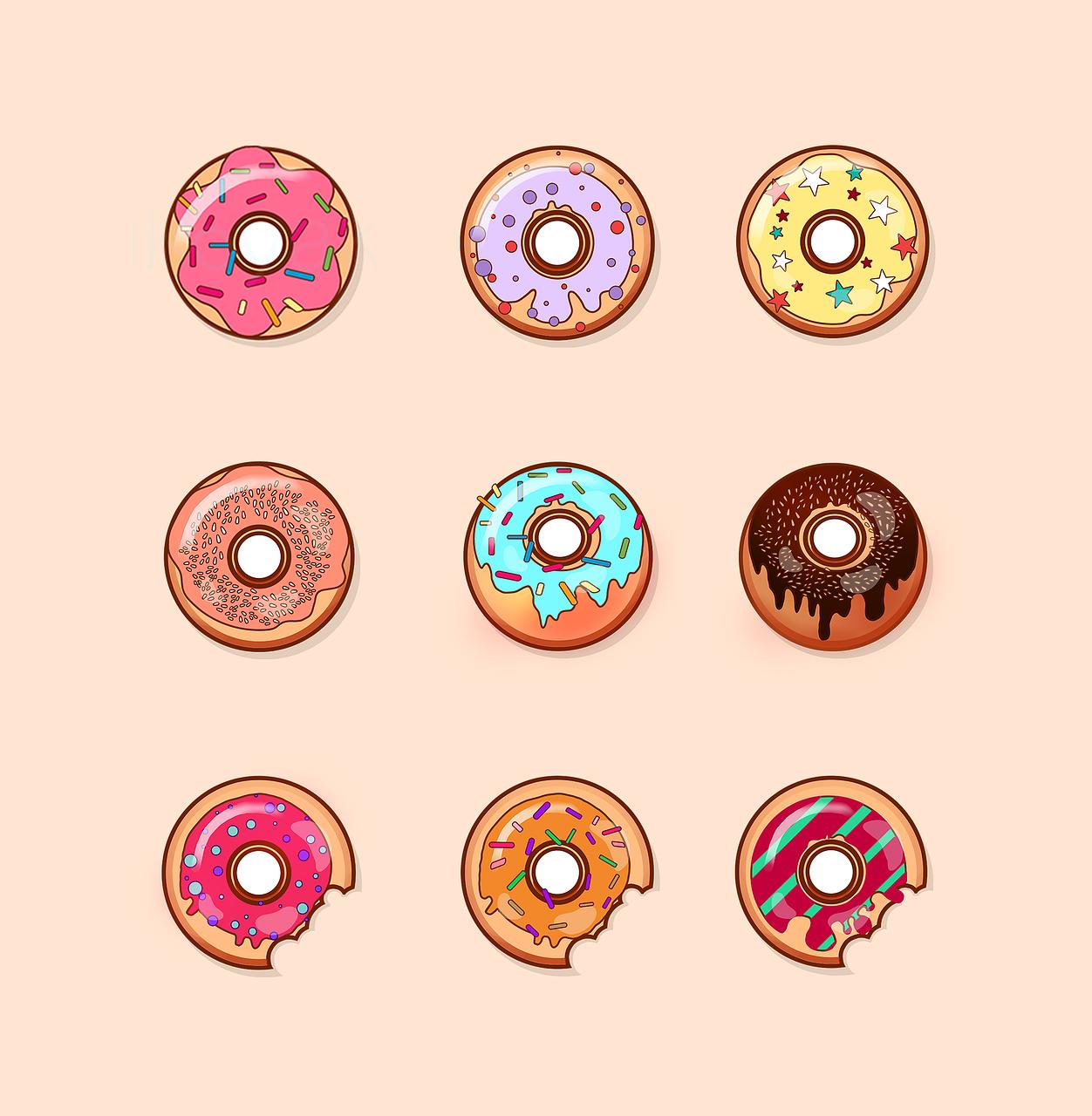 donut-1727498_1280