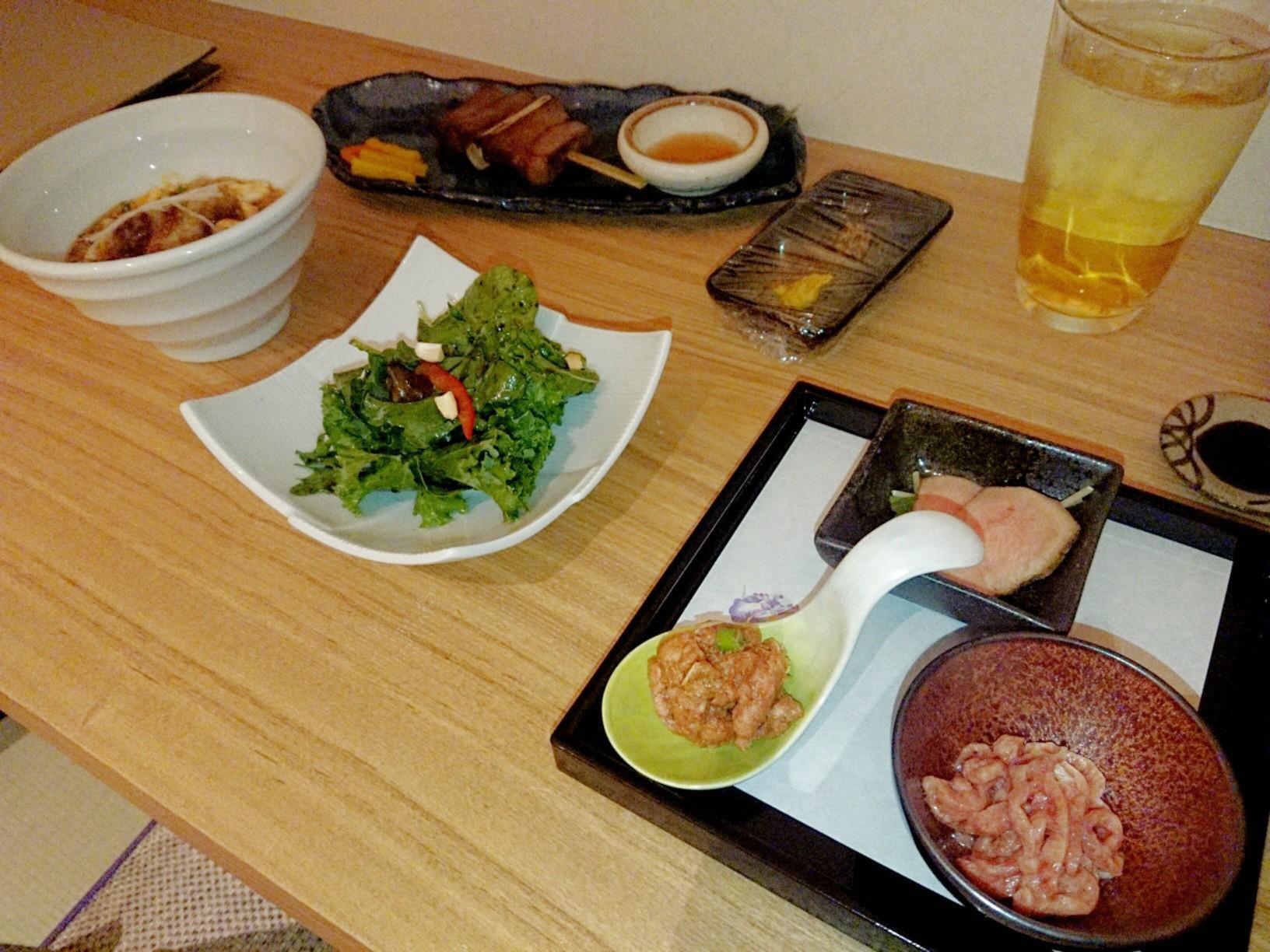 プロスタイル旅館料理①
